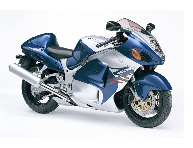 M Suzuki Sonic Silver