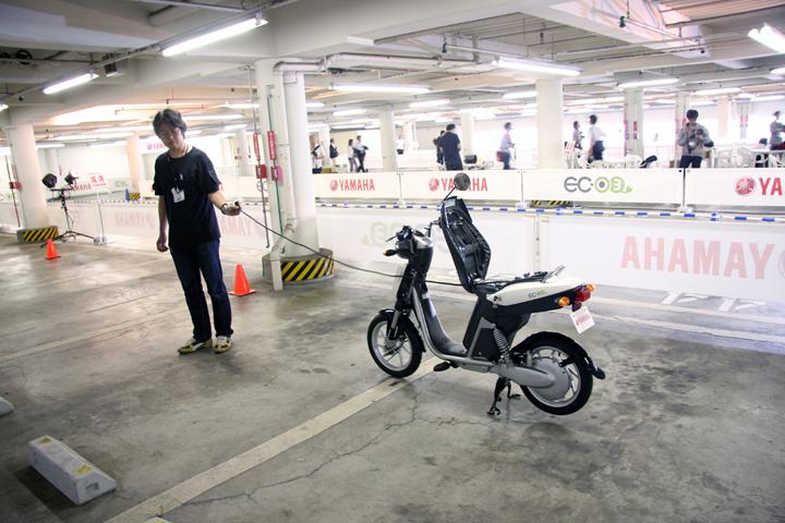 バイク ヤマハ 充電