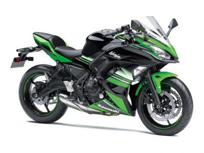 新型Ninja 650 ABSにKRT Editionをラインナップ