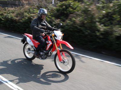 Honda CRF250L WEBミスター・バイク