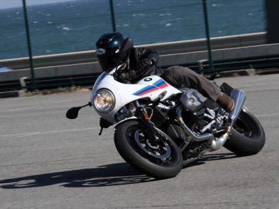 BMW R nineT Racer試乗