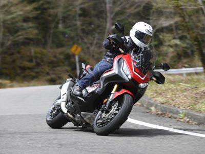 Honda X-ADV 試乗