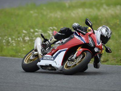 Honda CBR1000RR SPサーキット試乗編