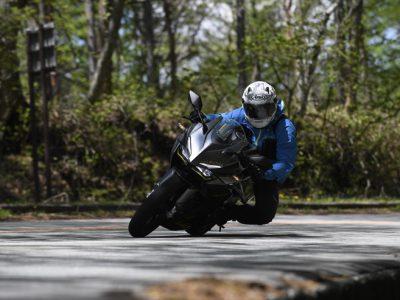 Honda CBR250RR/ABS試乗