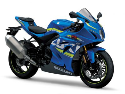 """GSX-R1000R ABSフルモデルチェンジした""""スーパースポーツ""""GSX-R1000の国内仕様を発売"""