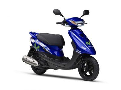 ヤマハの定番スクーター「ジョグ」シリーズが排ガス規制対応モデルに 同時に「ジョグZR CE50ZR Movistar Yamaha MotoGP Edition」が登場