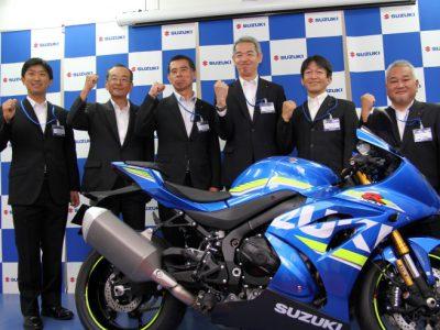 """スズキがフルモデルチェンジした""""スーパースポーツ"""" GSX-R1000R ABSの国内仕様を発売開始"""