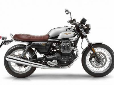 モト・グッツィのV7シリーズ最新世代「Moto Guzzi V7 III」を発売