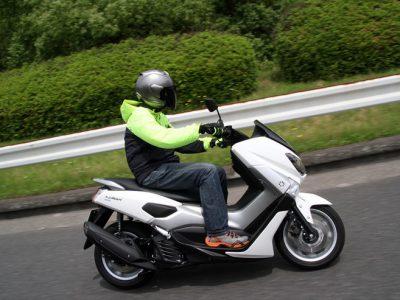 ヤマハ150ccクラス・スクーター第2弾は、 爽快・快適な走りが身上!NMAX155
