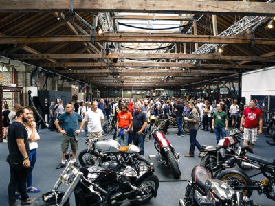 「The Bike Shed London 2017」 マシンも雰囲気もハイレベルにビシッと揃った ロンドン発のカスタムバイクイベント