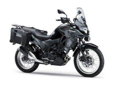 """VERSYS-X 250のツーリング仕様""""TOURER""""が2018年モデルに"""