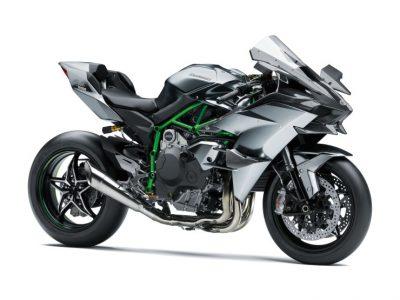 スーパーチャージド・ニンジャ、Ninja H2サーキット仕様の2018年モデルを受注開始