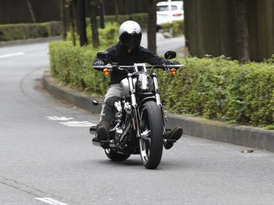 Harley-Davidson LOW RIDER/BREAKOUT 試乗 ダイナとソフテイルが合体 良いとこ取りの新生ソフテイルが誕生