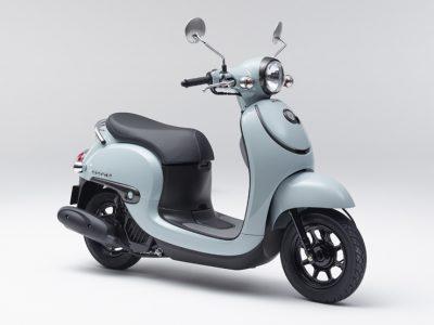 「おしゃれな50ccファッションスクーター」ジョルノが排ガス対応とカラーチェンジ