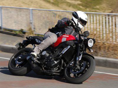 XSR900 試乗 『これが時代の本流!? ネクラシックという走りと スタイリングの融合。』