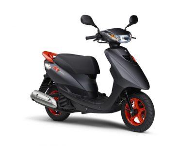 ヤマハの定番スクーター「ジョグ CE50ZR」に新色を追加設定