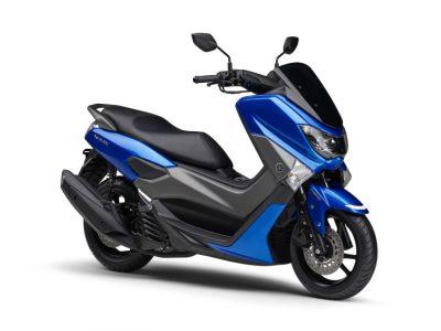 """""""BLUE CORE""""エンジン搭載のグローバルスクーター、NMAXがカラーチェンジ"""
