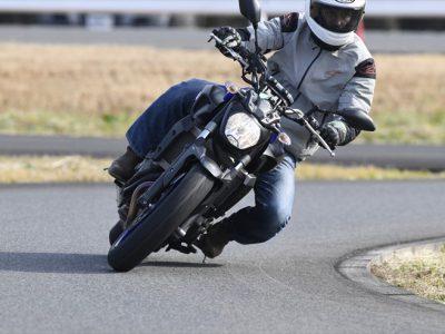ミシュランの新型スポーツツーリングタイヤ「ロード5」試乗