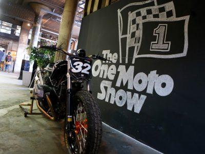 """カスタムシーンのシーズン到来を告げる アメリカ屈指のニューウェイブ系カスタムベント """"The One Moto Show"""""""