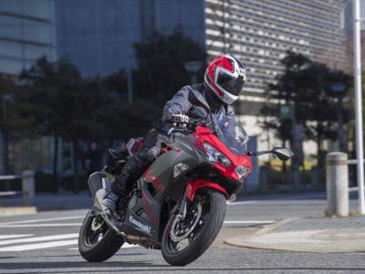 Kawasaki Ninja250試乗 『250ccスポーツ普及の立役者が フルモデルチェンジで戦闘力アップ!』