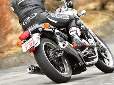 ブリヂストン バトラックスT31/A41試乗記 『タイヤを知れば バイクに乗ることが もっと楽しくなる。』