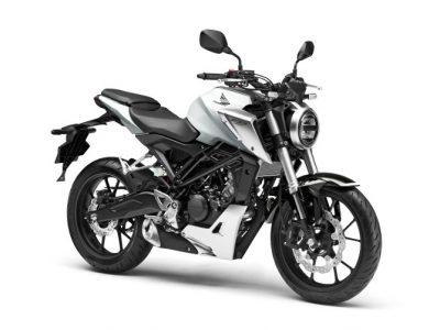 「バイク本来の乗る楽しさ」をコンセプトに新世代原付二種スポーツ、CB125Rを発売