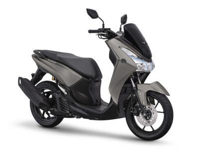 ヤマハがインドネシア市場にプレミアム125スクーターを導入
