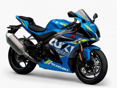 """昨年国内販売も開始された""""スーパースポーツ""""GSX-R1000Rをカラーチェンジ"""