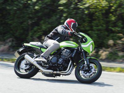 Kawasaki Z900RS CAFE試乗 『古さと新しさ のんびりと高性能のバランスが絶妙! Z900RS兄弟を ただのレトロバイクだと思うなよ!』