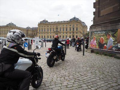 ── 川崎由美子と行くドイツロマンチック街道ツーリングツアー Vol.2 ── 『ドイツを一緒に走りませんか?』