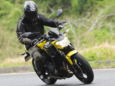 Kawasaki Z650 試乗 『その気持ち良さ、五月晴れ級! Z650を堪能せよ!』
