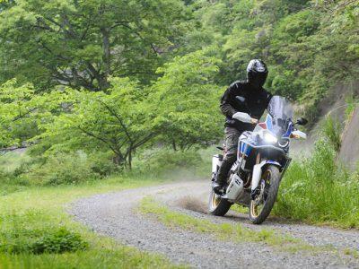 Honda Africa Twin Adventure Sports 試乗 『ビッグタンクから届く 冒険ツーリングへの風』