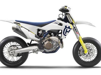 ハスクバーナ・モーターサイクルズ・ ジャパンが2019年モデルの「FS 450」を発売