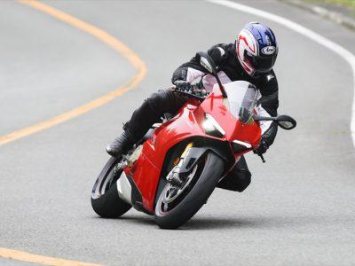 DUCATI PANIGALE V4 S試乗 「MotoGP Everyday!」