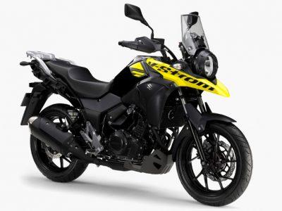 V-Strom 250をマイナーチェンジ、同時にV-Strom 250 ABS仕様を発売