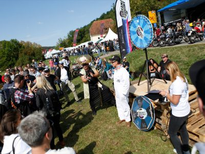 欧州最大級のスプリントレース&カスタムバイクの祭典 「Glemseck101」