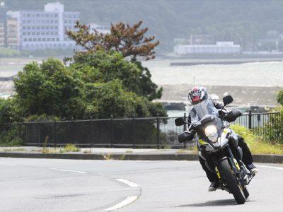 SUZUKI V-Strom1000XT ABS 全天候型ツーリングバイク 日本版「アドベンチャー」ってなんだ?