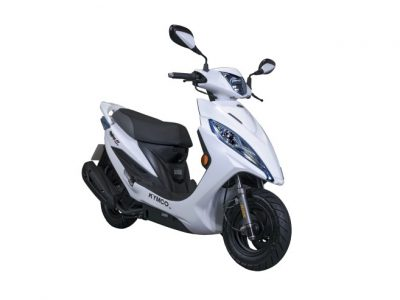 キムコジャパンが、実用性に優れた低価格の新型スクーター「GP125i」を発売