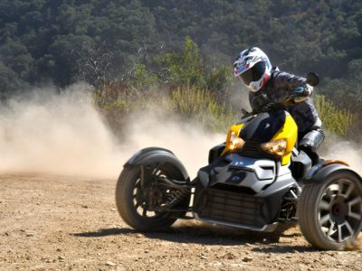 Can-Am RYKER 走りがエキサイティングで可能性無限大! 遊べるスリーホイーラー、間もなく日本上陸!!