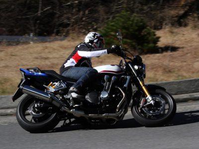 Honda CB1300 SUPER FOUR SP ファジーさがないハイスペック ホンダスポーツバイクの軸である