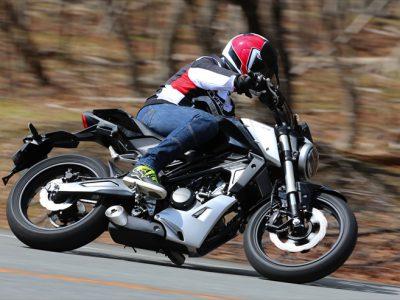 Honda CB125R 『気に入りすぎて買いました! 中村浩史的125ccのすすめ』