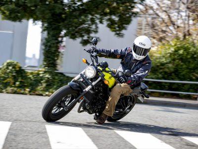 Honda レブル250試乗 『レブルはアメリカンじゃない まっとうなスポーツバイクである』