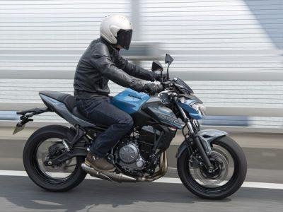 Kawasaki Z650試乗 『水冷パラツインエンジンは カワサキの十八番』