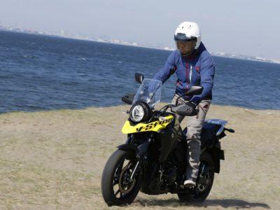 SUZUKI V-STROM250 ABS試乗 『目的を絞りに絞って ロングツーリングをラクにする ロングラン・アドベンチャー』