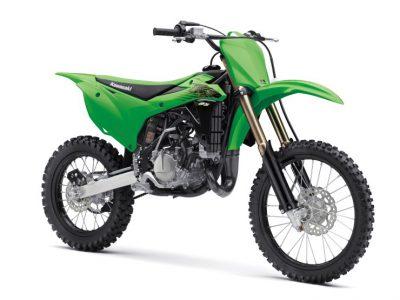 KX85-Ⅱがカラー&グラフィック変更で2020年モデルに