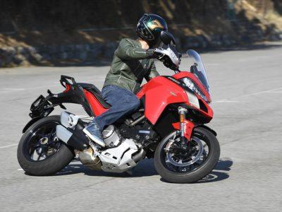外国車試乗祭 ── Vol.6 Ducati Multistrada 1260S 「ブッ飛ばす歓び」 ビッグアドベンチャーにもアドレナリンを!
