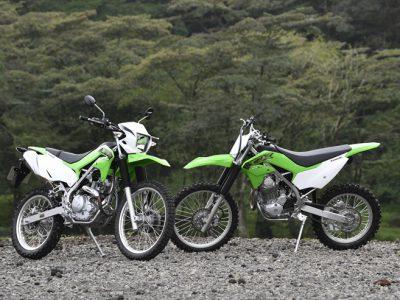 Kawasaki KLX230/LX230R 『オフロードを、もっと楽しめ! とコイツが言っている』。