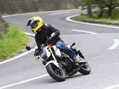 Honda GROM プラッと乗れる リアルストリートファイター