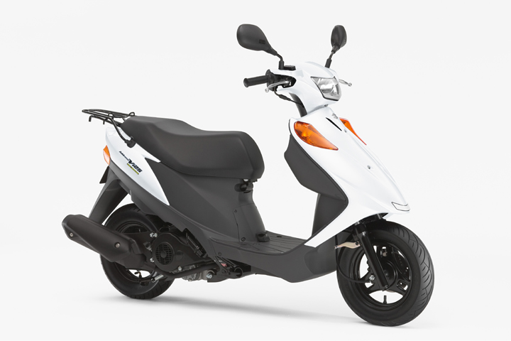 アドレスv125 web mr bike