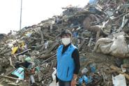 福島や岩手の被災地を取材